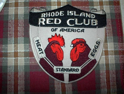 RIR Club Patch